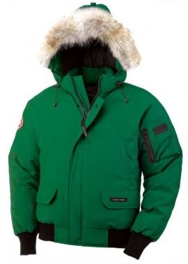canada goose jacka grön